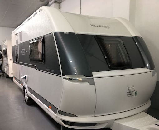 CARAVANA HOBBY 460SFf EXCELLENT
